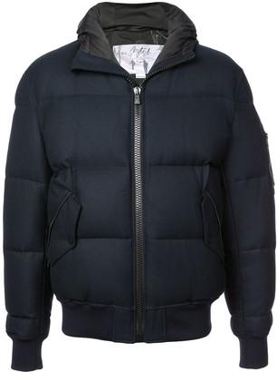 Aztech Mountain Shadow Mountain bomber jacket