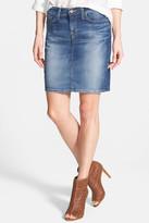 Big Star Kara Denim Pencil Skirt