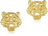 Kenzo Mini Tiger Earrings