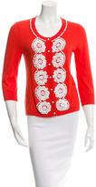 Kate Spade Embellished Knit Cardigan