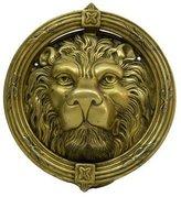 Lion Door Knoker Big By Vyomshop