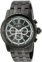 Invicta Men's 19466 Specialty Black Ion-Plated Stainless Steel Watch