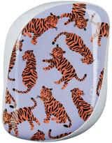 Tangle Teezer x Skinny Dip Compact Styler Detangling Hair Brush - Trendy Tiger
