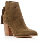 Marc Fisher Janay Tassel High Heel Booties