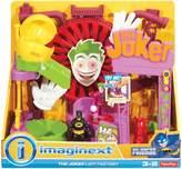 Imaginext Dc Super Friends Joker Laff Factory Play