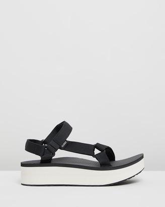 Teva Womens Flatform Universal Sandals