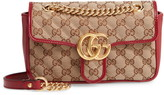 Gucci Mini GG Marmont 2.0 Quilted Shoulder Bag