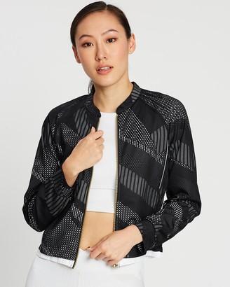 Asics Ns Lace Full Zip Jacket - Women's