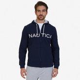 Nautica Zip Front Hoodie
