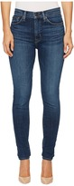 Hudson Barbara High-Waist Super Skinny Jeans in Realism Women's Jeans