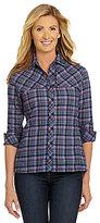 Woolrich Lookout Plaid Shirt