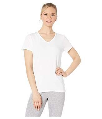 Lole Repose Short Sleeve (White) Women's Workout