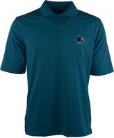 Antigua Men's Short-Sleeve San Jose Sharks Polo Shirt