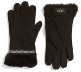 UGG R) Classic Tasman Genuine Shearling Gloves