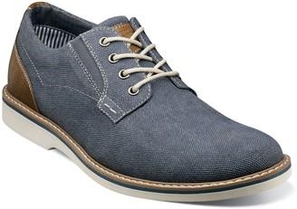 Nunn Bush Barklay Men's Canvas Oxford Shoes