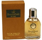 Brooksfield By For Men. Eau De Toilette Spray 1.7-Ounce