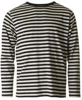 Dries Van Noten Hutton Striped Crew Neck T-shirt