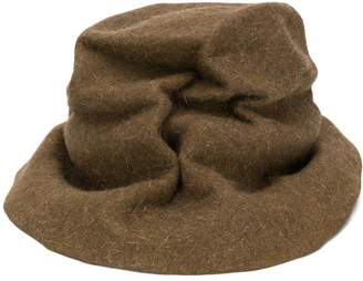 Horisaki Design & Handel felt slouch hat