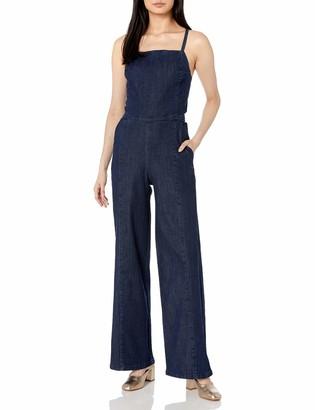 Ella Moss Women's Trouser Leg Jumpsuit