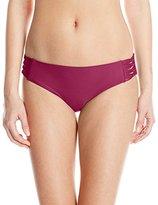 Body Glove Women's Smoothies Ruby Bikini Bottom