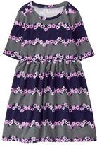 Gymboree Floral Stripe Dress