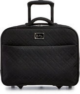 Vera Bradley On a Roll Rolling Carry-On Suitcase