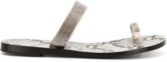 Pedro Garcia Zarina flip-flops