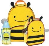 Skip Hop Zoo Backpack, Lunchie & Straw Bottle Set - Owl - One Size
