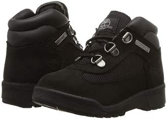 Timberland Kids Fabric/Leather Field Boot (Toddler/Little Kid)