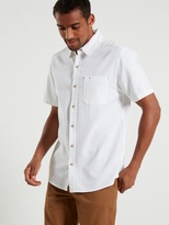 White Stuff Microtape shirt
