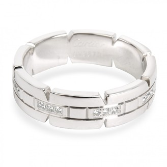 Cartier Silver White gold Jewellery