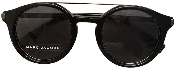 Thumbnail for your product : Marc Jacobs Black Plastic Sunglasses