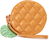 See by Chloe Pineapple Tutti Frutti Coin Purse