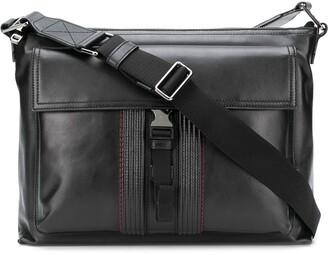 Bally Clip Fastened Messenger Bag