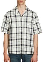 Acne Studios Elm Big Checkered Shirt