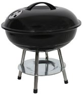 Essential Décor Entrada Collection BBQ Kettle Charcoal Grill, 15 by 14-Inch