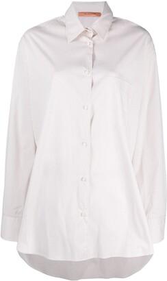 Andamane Oversize Striped Shirt