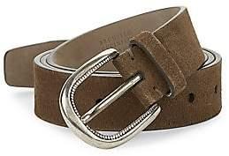 Brunello Cucinelli Men's Leather Belt