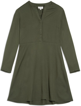 Armedangels Inaari Moss Green Dress - XS