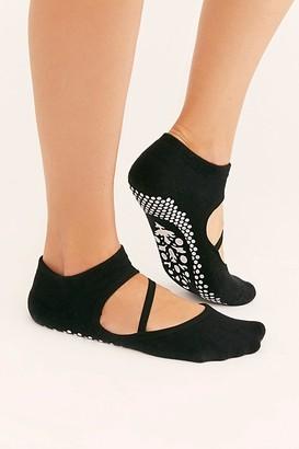 Lucky Honey x FP Movement Sawyer Grip Socks