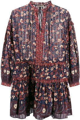 Ulla Johnson Marigold peasant dress