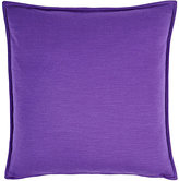 Lisa Perry Jersey Pillow-PURPLE