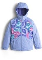 The North Face Girl's Brianna Heatseeker(TM) Insulated Waterproof Jacket