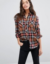Only Checked Shirt