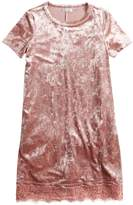 Fire Girls 7-16 Marble Shirt Dress
