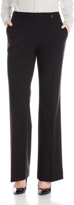 Calvin Klein Women's Classic Fit Suit Pants