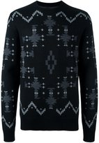 Marcelo Burlon County of Milan 'Puntiagudo' jumper