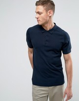 Selected Knitted Polo