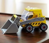 Pottery Barn Kids Construction Vehicle: Bulldozer