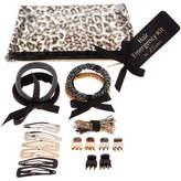 L. Erickson Hair Emergency Kit, Black Leopard
